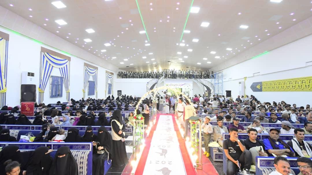 جامعة اقليم سبأ تحتفل بتخرج الدفعة الثانية إدارة أعمال