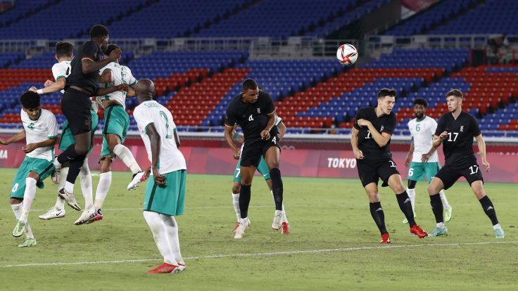 المنتخب السعودي يخسر أمام ألمانيا ويودع أولمبياد طوكيو